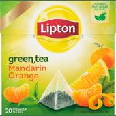 Lipton Thee green - mandarin orange