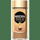 Nescafé Gold oploskoffie crema