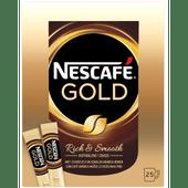 Nescafé Gold oploskoffie sticks