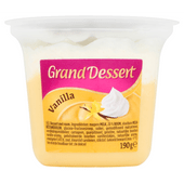 Ehrmann Grand dessert vanille met slagroom