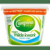 Campina Magere kwark naturel