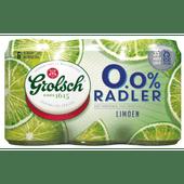 Grolsch Radler 0% limoen