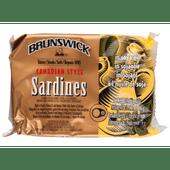 Brunswick Sardines in sojaolie