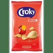Croky Chips naturel