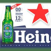Heineken 0.0% mono pilsener twist-off