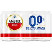 Amstel Pilsener 0.0%