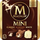 Ola Magnum mini classic, almond en white