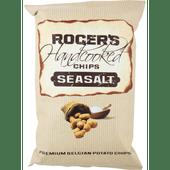 Rogers Handcooked chips seasalt