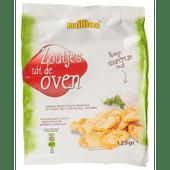 Millies Zoutjes uit de oven sour cream en onion
