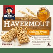 Quaker Havermoutrepen golden syrup 5 stuks