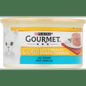 Gourmet Gold hartig torentje tonijn