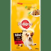 Pedigree Hondenvoer droog adult mini rund