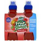 Teisseire Fruitshoot rood fruit 0%