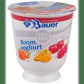 Bauer Roomyoghurt vruchten