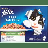 Felix Elke dag feest in gelei groenten 12 stuks