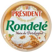 President Rondele noix