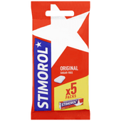 Stimorol Original suikervrij 5-pack