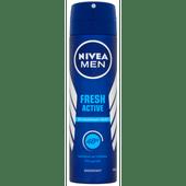 Nivea Deospray men fresh active