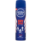 Nivea Deospray men dry impact