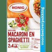 Honig Kruidenmix spaghetti macaroni
