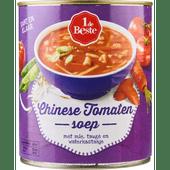 1 de Beste Chinese tomatensoep
