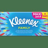 Kleenex Tissues family pack 140 stuks