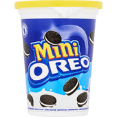 Oreo Mini cookies beker