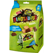 Lotus Dinosaurus mini chocolade