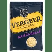 Vergeer Mozzarella geraspt