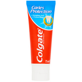 Colgate Tandpasta caries protection