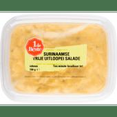 1 de Beste Surinaamse scharrelei salade