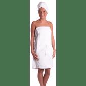 Turbie towel
