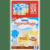 Nestlé Pyjamapapje 6+maanden banaan