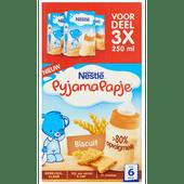 Nestlé Pyjamapapje 6+maanden biscuit
