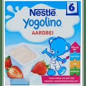 Nestlé Yogolino 6+ maanden aardbei