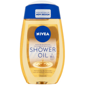Nivea Doucheolie natural oil