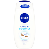 Nivea Douchegel crème coconut