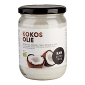 Super Food Kokosolie raw food