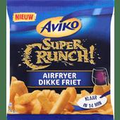 Aviko Super crunch airfryer dikke friet