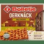 Bolletje Oerknäck waldkorn 4 x 4 stuks