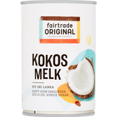 Fairtrade Kokosmelk