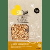 Bio Today Granola bananenbrood