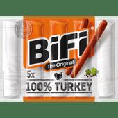 Bifi Kalkoen snackworstjes