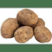 Aardappelen los kruimig