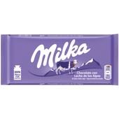 Milka Chocoladereep alpenmelk