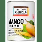 Fairtrade Mangoschijven op lichte siroop