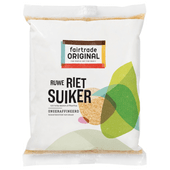 Fairtrade Rietsuiker
