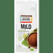 Fairtrade Biologische snelfiltermaling mild