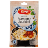 Silvo Mix voor zuurkool stamppot