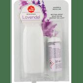 1 de Beste Luchtverfrisser one touch lavendel startersset